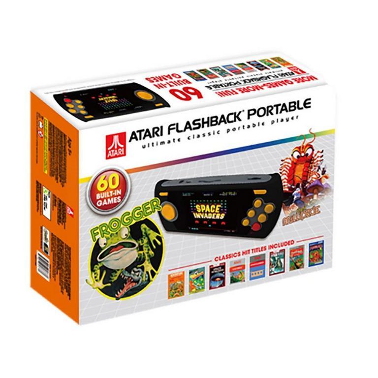 Atari Flashback Portable: Ultimate Classic Portable Player