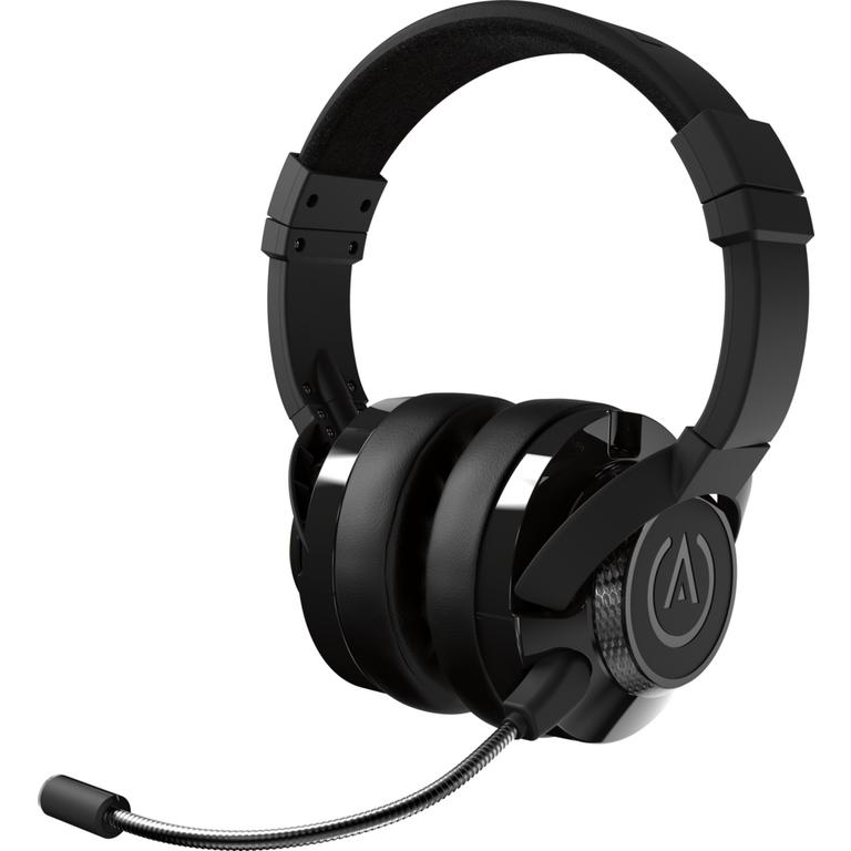FUSION Black Wired Gaming Headset Only at GameStop
