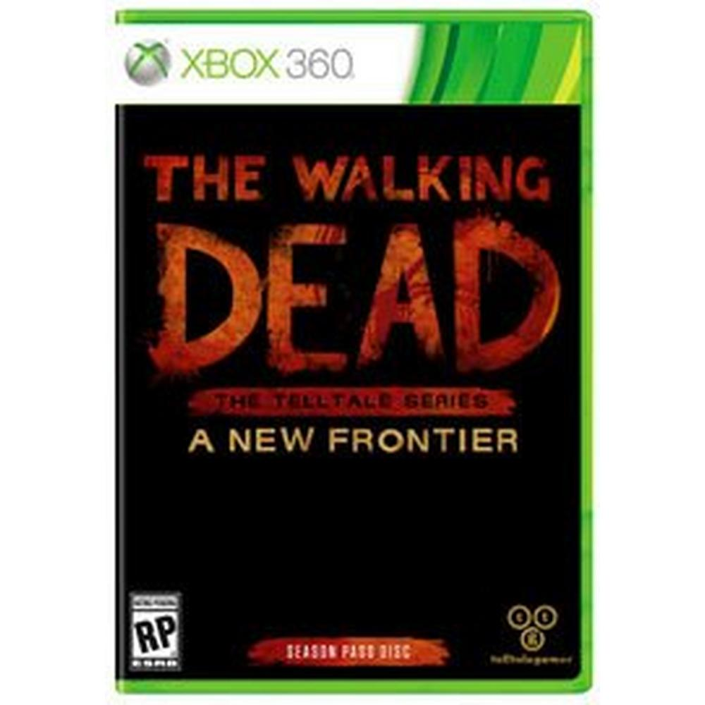The Walking Dead: The Telltale Series: A New Frontier | Xbox 360 | GameStop