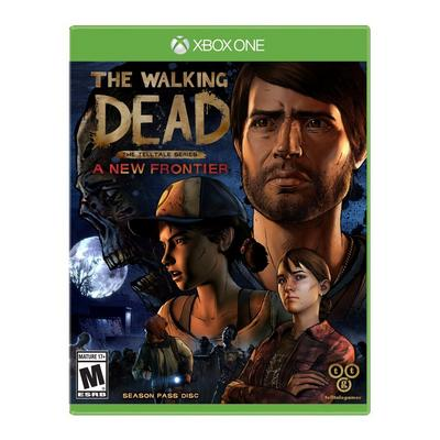 Walking Dead The Complete First Season | Xbox One | GameStop