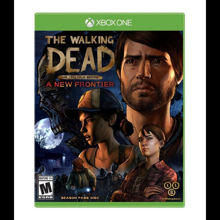 The Walking Dead: The Telltale Series: A New Frontier