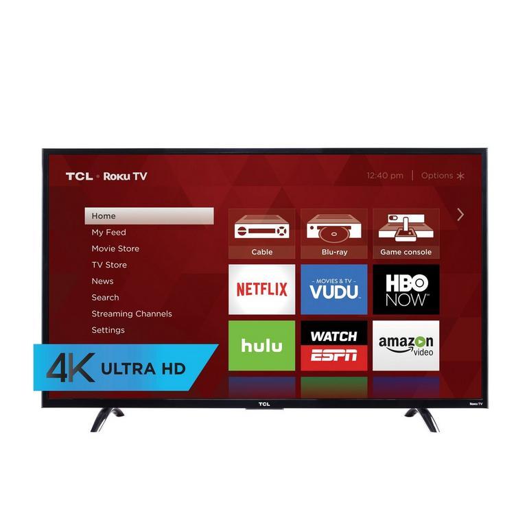 43 inch 4K 120Hz Smart LED Roku TV