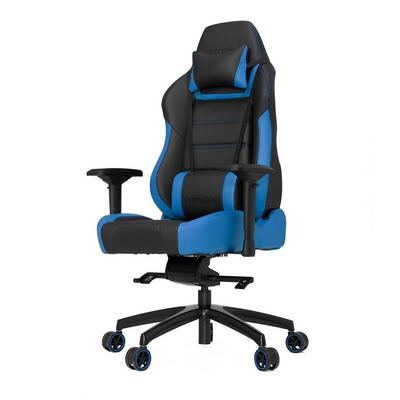 PL6000 Gaming Office Chair Black/Blue Edition