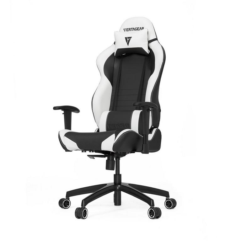 SL2000 Gaming Office Chair - Black/White Edition