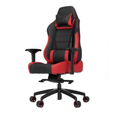 P-Line PL6000 Black and Red Gaming Chair