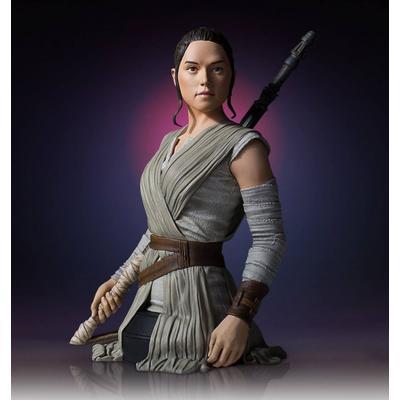 Bust, Rey Star Wars Ep 7