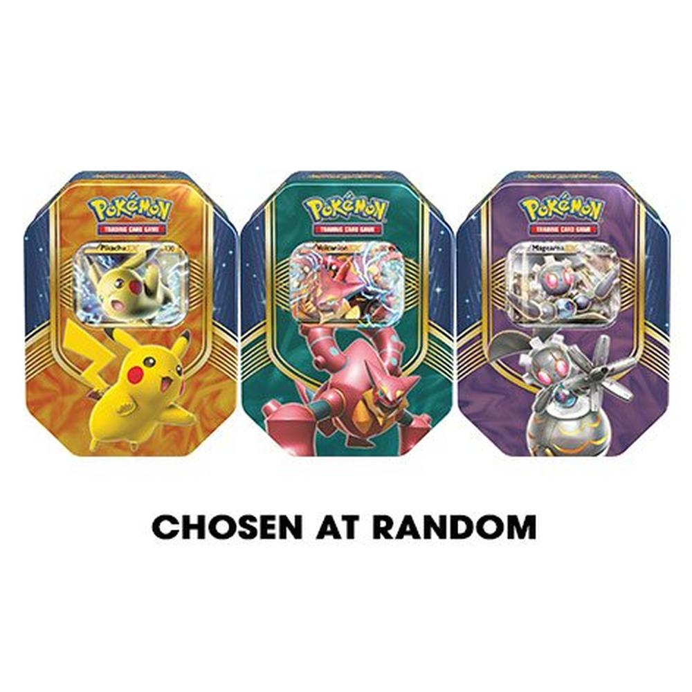Pokemon Trading Card Game Battle Heart Tin (Assortment)