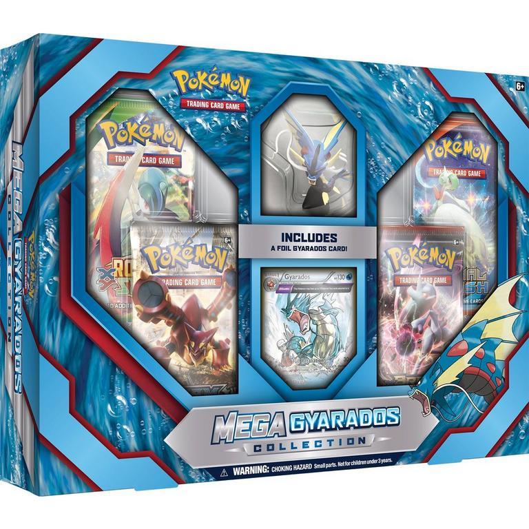 Pokemon Trading Card Game Mega Gyarados Figure Box