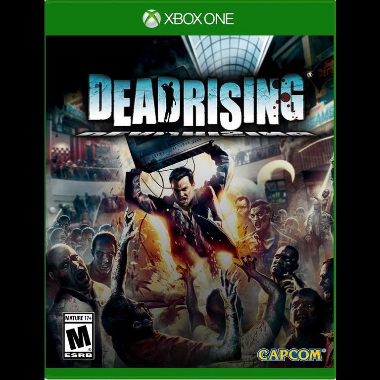 Dead Rising Hd Xbox One Gamestop