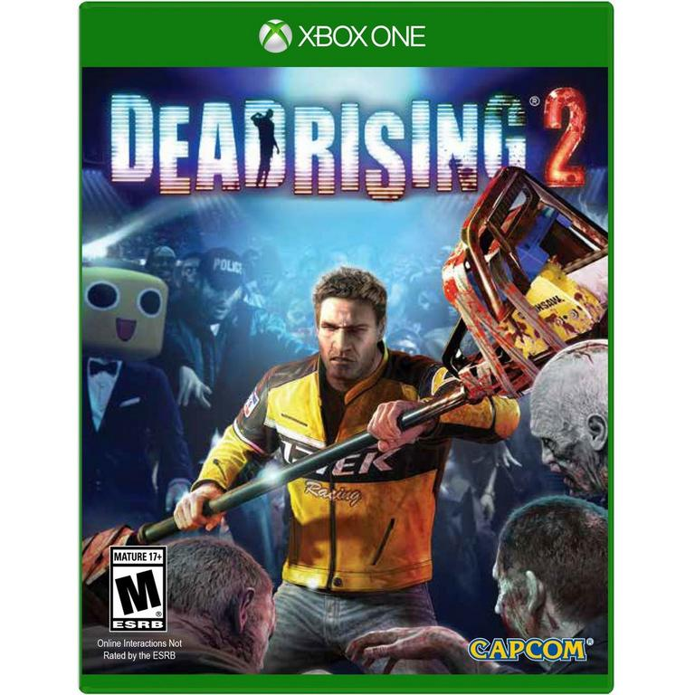 Dead Rising 2 Hd Xbox One Gamestop
