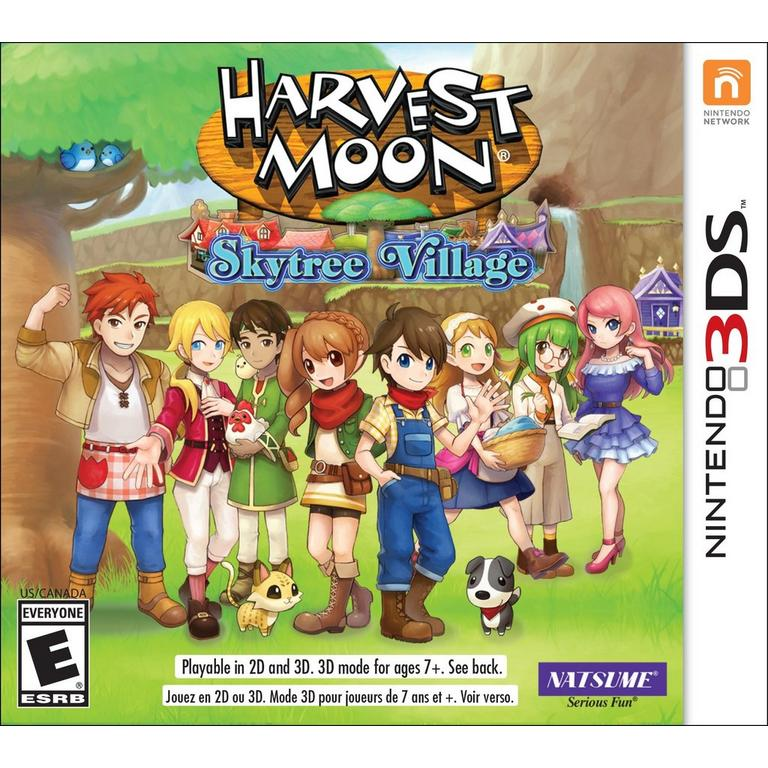 Harvest Moon: Skytree Village