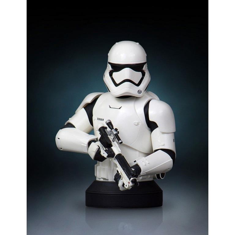 Star Wars First Order Stormtrooper Mini Bust Statue