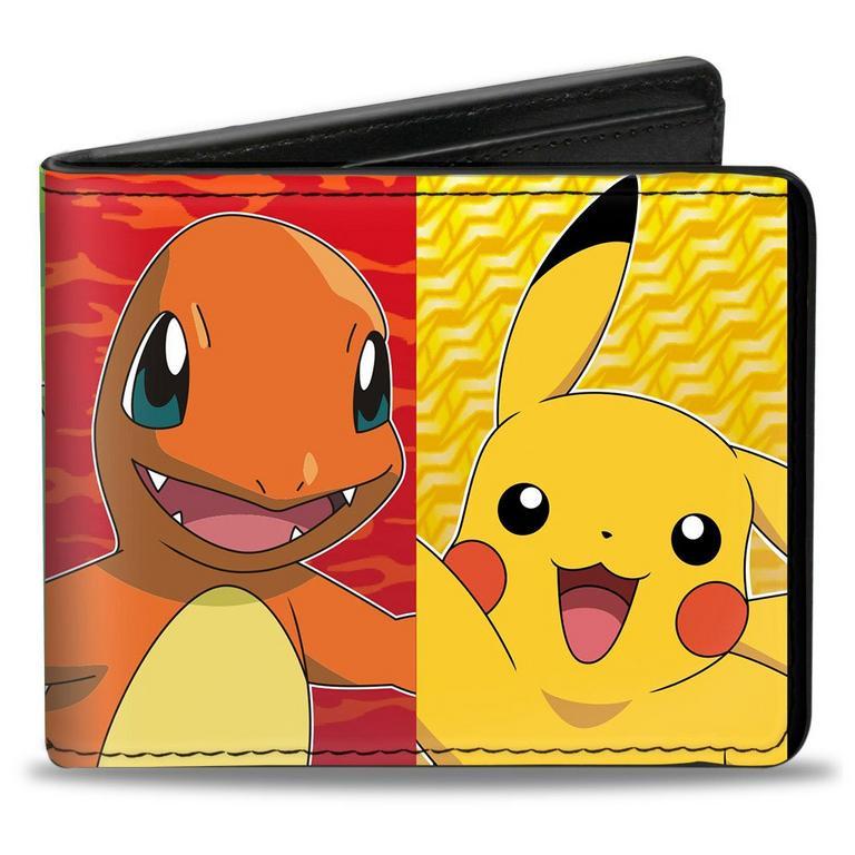 Pokemon Kanto Bifold Wallet