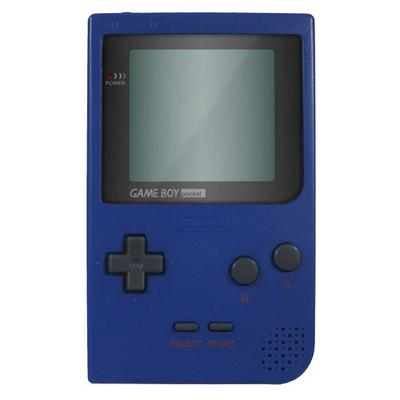 Nintendo Game Boy Pocket - Blue