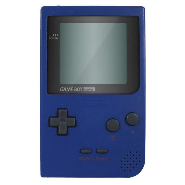 Nintendo Game Boy Pocket Blue