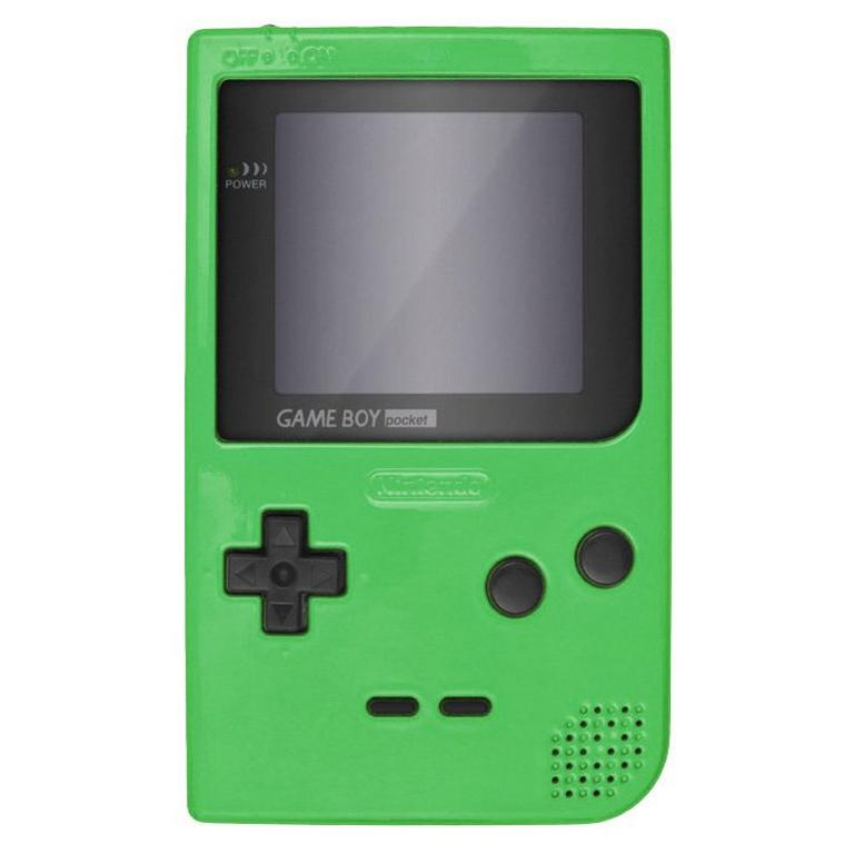 Nintendo Game Boy Pocket Green
