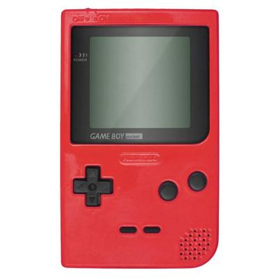 Nintendo Game Boy Pocket - Red