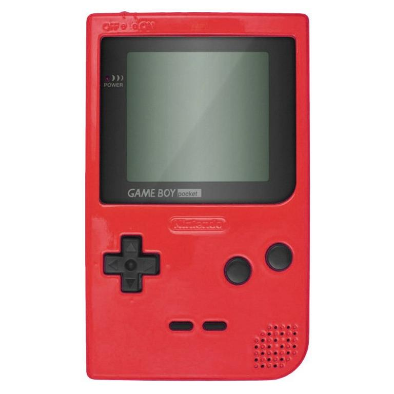 Nintendo Game Boy Pocket Red