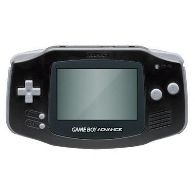 Nintendo Game Boy Advance - Black