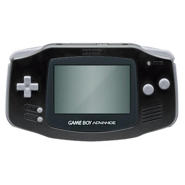Nintendo Game Boy Advance Black