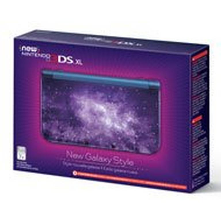 New Nintendo 3DS XL Galaxy
