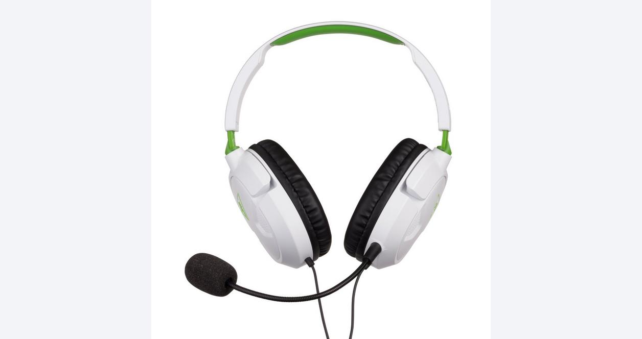 Ear Force Recon 50X White Wired Gaming Headset for Xbox One