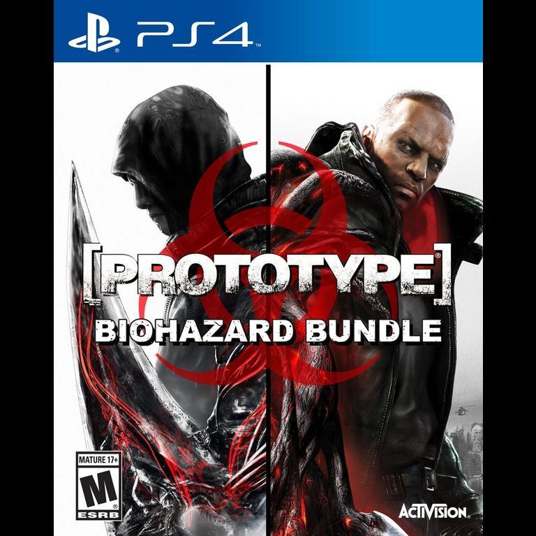 Prototype: Biohazard Bundle Only at GameStop