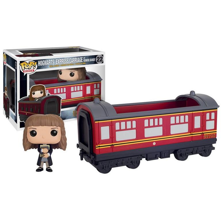 POP! Rides: Harry Potter - Hogwarts Express Carrage with Hermione