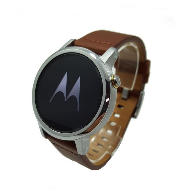 Moto 360 Smartwatch (2nd Gen)