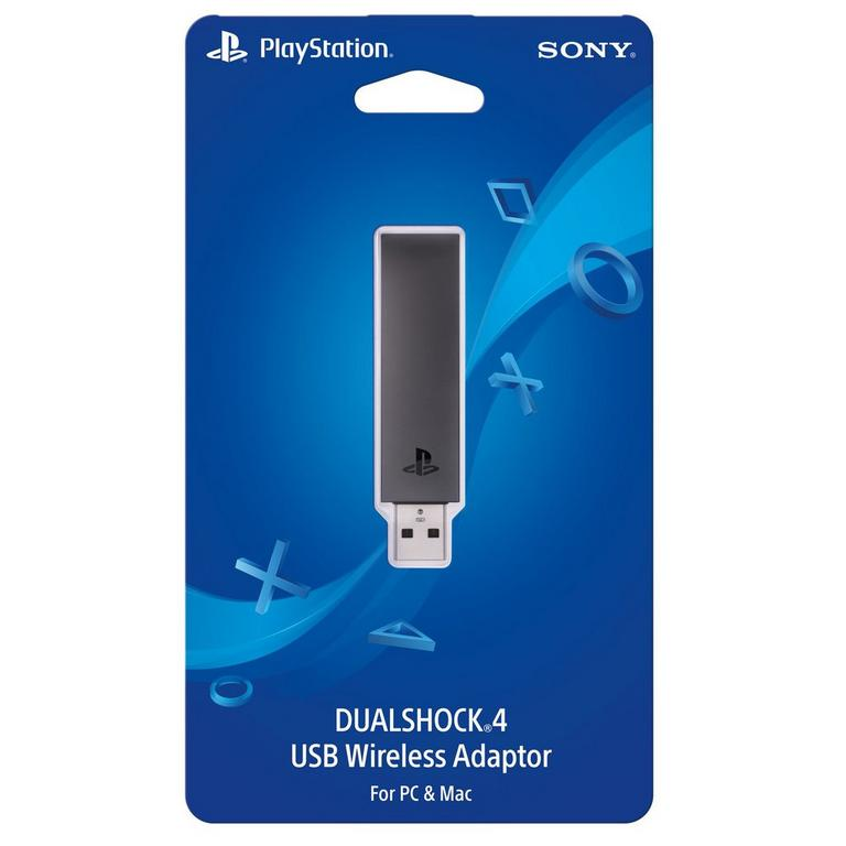 PlayStation 4 DUALSHOCK 4 USB Wireless Adapter