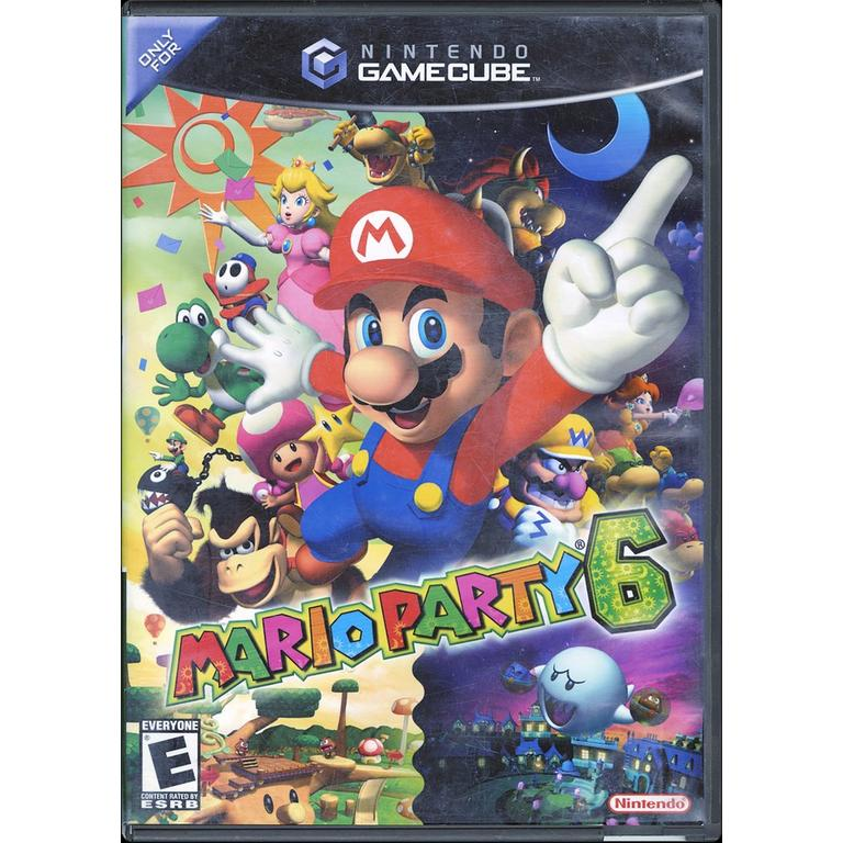 Mario Party 6 (with Mic)
