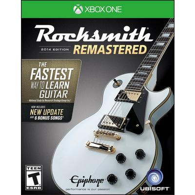 Rocksmith 2014 Remastered