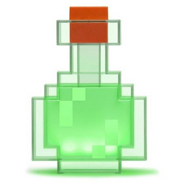 Minecraft Potion Bottle Light