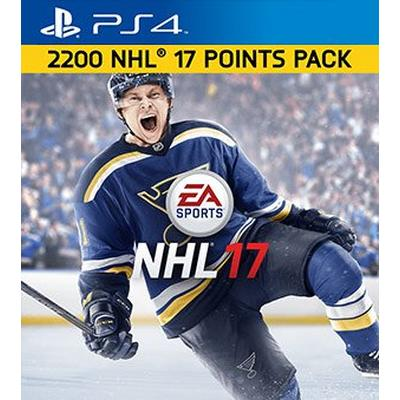 NHL 17 Ultimate Team 2200 Points