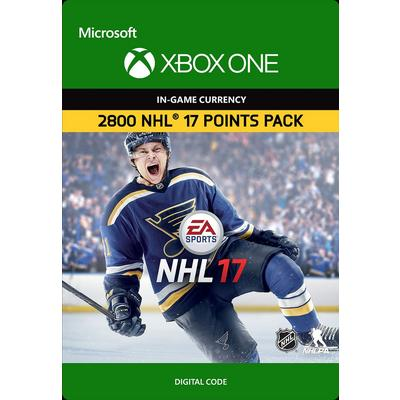 NHL 17 Ultimate Team 2800 Points