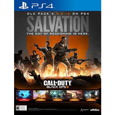 Call of Duty: Black Ops III Salvation