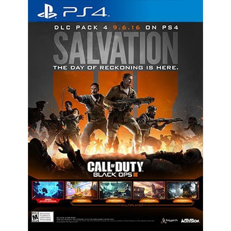Call of Duty: Black Ops III Salvation