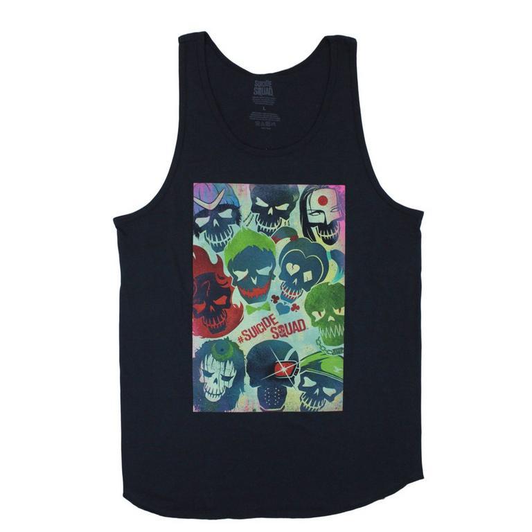 DC Suicide Squad Poster T-Shirt