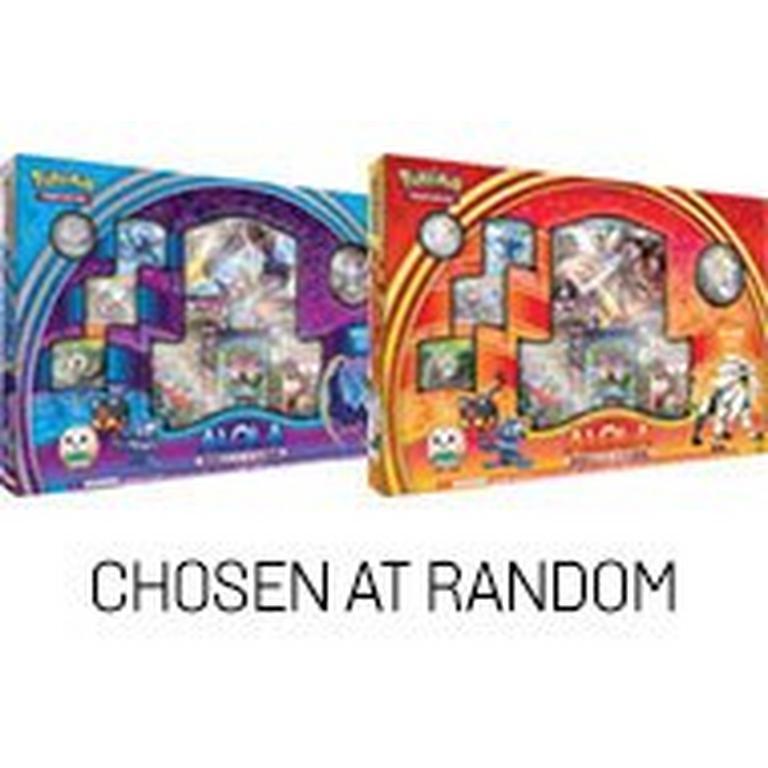Pokemon Trading Card Game Alola Collection (Assortment)