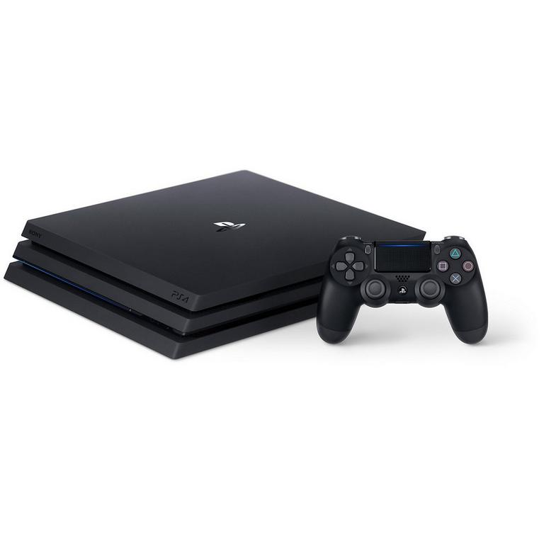 PlayStation 4 Pro Black 1TB