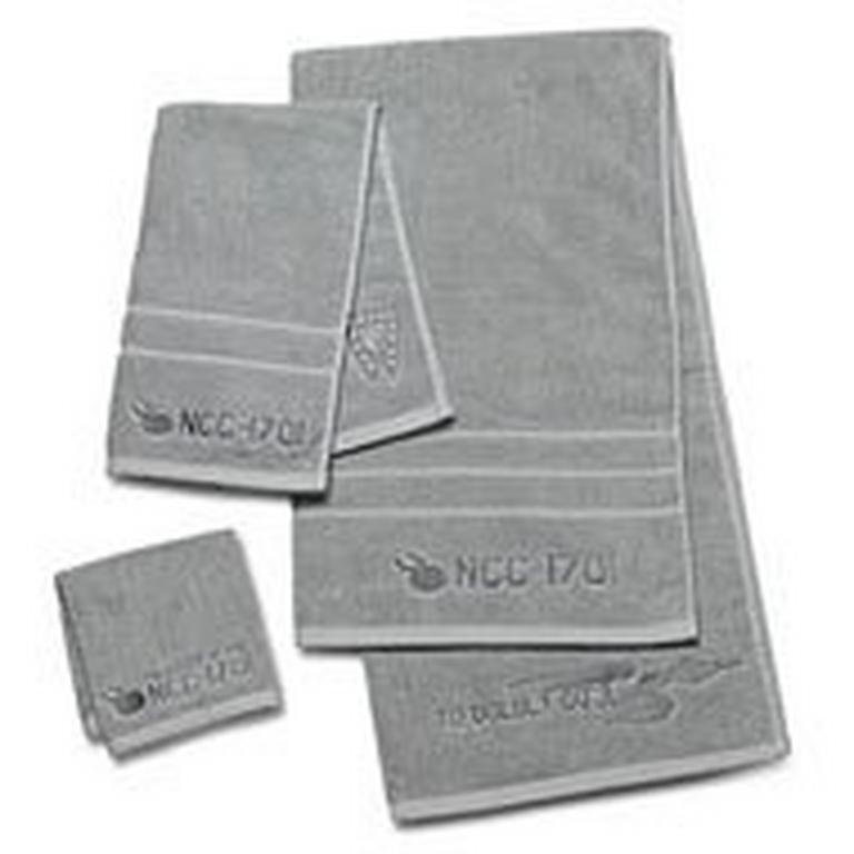 Star Trek 3Piece Bath Towel Set