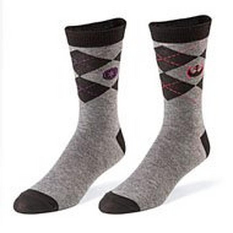 Star Wars Argyle Socks 2 Pair
