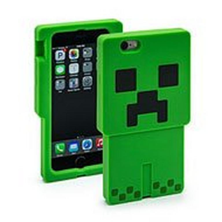 iPhone 6 Minecraft Creeper Character Case
