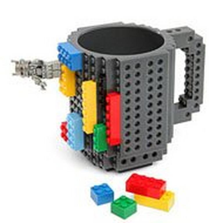 BuildOn Brick Mug Red