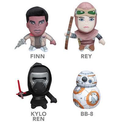Star Wars The Force Awakens Plush Kylo Ren