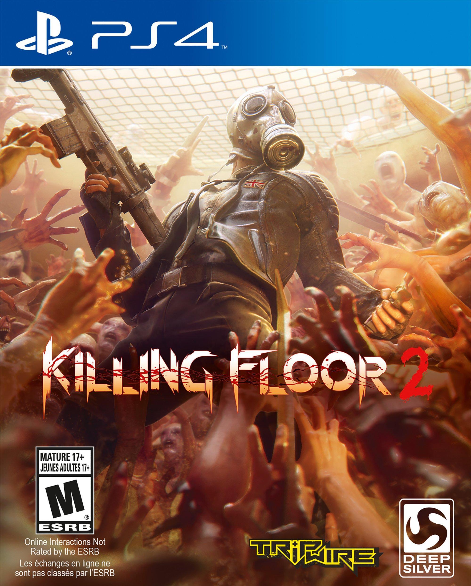 Killing Floor 2 Only At Gamestop Playstation 4 Gamestop