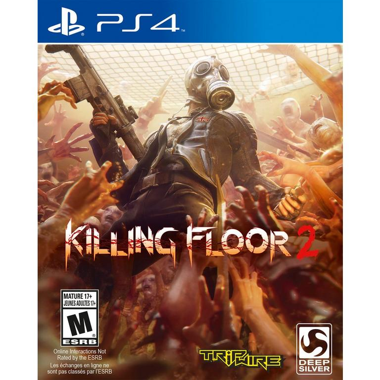 Killing Floor 2 Only at GameStop