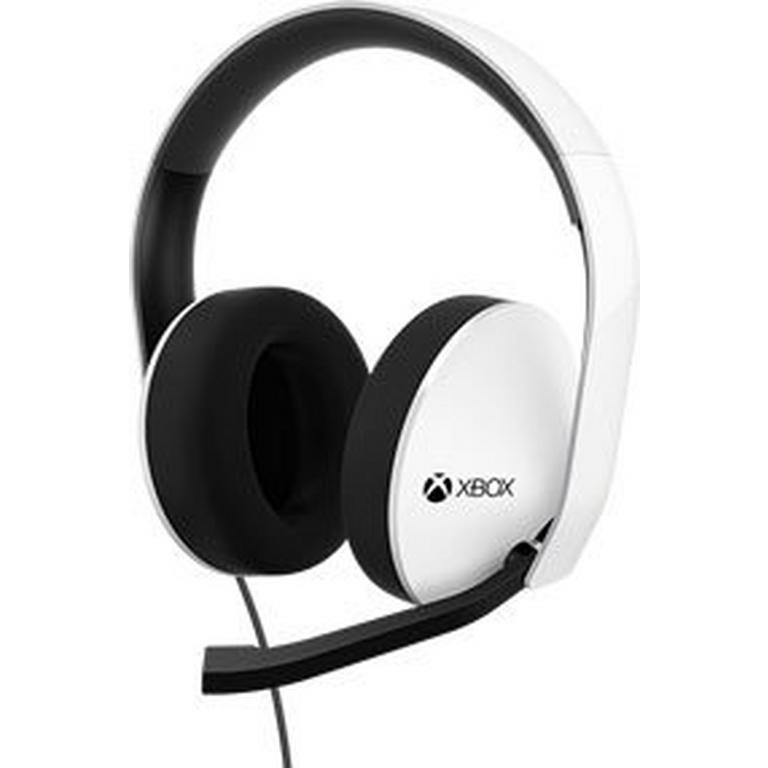 Xbox One Stereo Headset - White