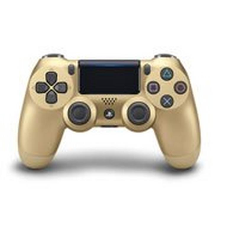 Sony DUALSHOCK 4 Gold Wireless Controller