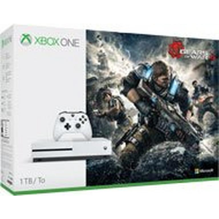 Xbox One S Gears of War 4 Bundle | Xbox One | GameStop